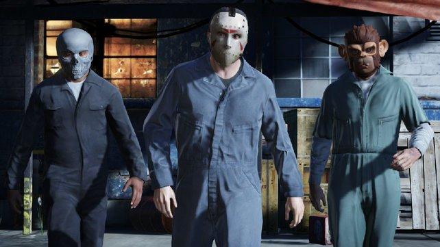 Rockstar zeigt kurz nach den neuen Charakter-Videos eine Demo zu GTA 5