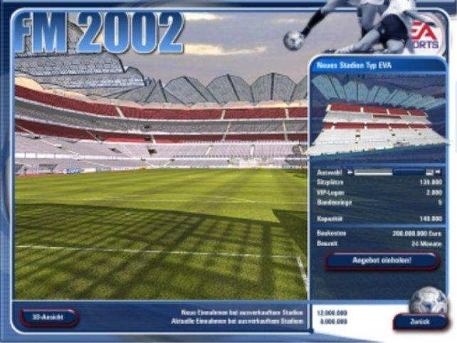 Ein neues Stadion gefällig?