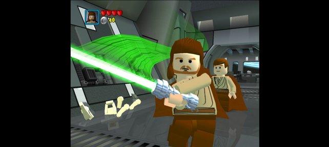 Lego Star Wars ist der Spaßbringer für die ganze Familie.