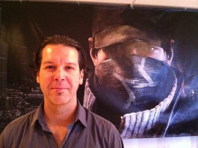 In Montreal sprach spieletipps unter anderem mit dem Leitenden Spielgestalter Danny Belanger.