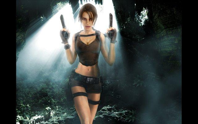 Lara Croft hat in ihrer Videospielkarriere schon manche optische Änderung vollzogen (Tomb Raider).