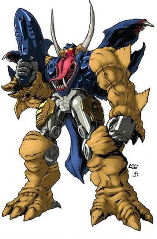 Die Beast-Wars-Transformers haben tierischen Formen.