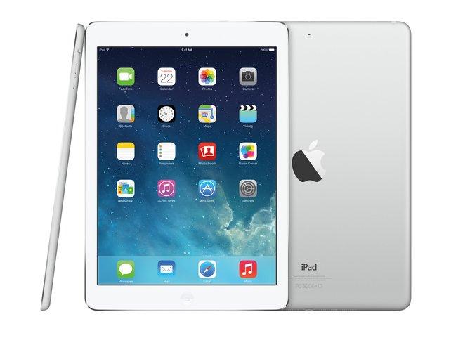 Das neue iPad wiegt weniger und schmiegt sich besser an Spielerhände.