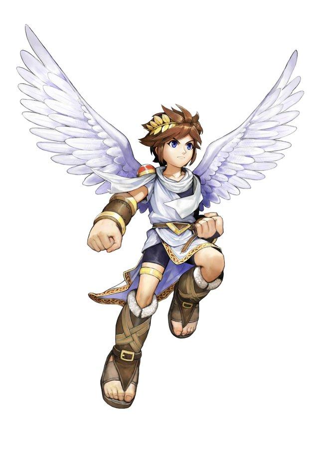 Engel Pit verschießt trotz seiner Optik keine Liebe mit seinen Pfeilen.