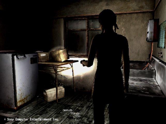 Das Licht ist eines der wichtigstens Elemente im Spiel.
