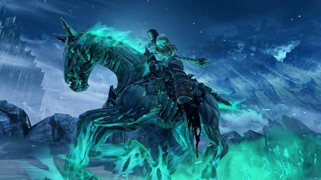 In der First Edition erhaltet ihr Erweiterungen zu Tods Pferd Verzweiflung.