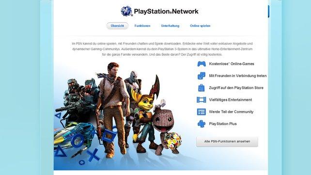 Vor drei Jahren war das PlayStation Network Angriffsziel von Hackern.