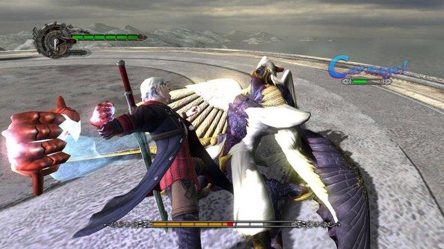 Neros Devil Bringer zeigt auch bei den Bossen seine Wirkung