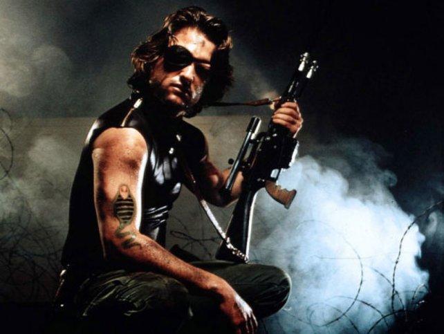 """Kurt Russell in """"Die Klapperschlange"""" dient als Vorbild für Solid Snake."""