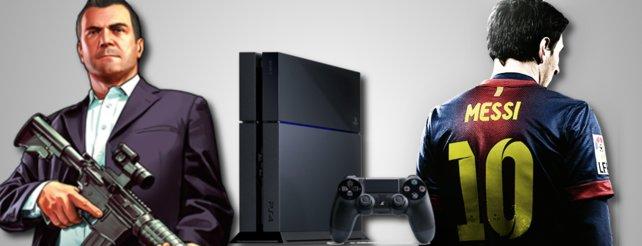 Wochenrückblick: PS4-Release, GTA 5 ungeschnitten, Fifa 14 gratis auf Xbox One