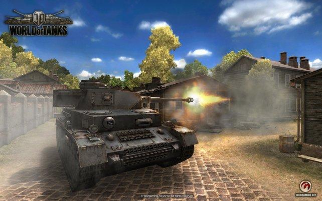 In World of Tanks dreht sich alles um solche Panzer.