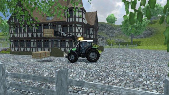 Der Landwirtschafts-Simulator 2013 für Naturliebhaber.