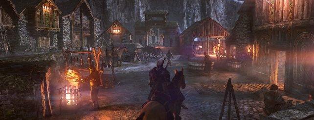 The Witcher 3 - Wilde Jagd: Animiertes Aufgabenbuch und Rückblenden