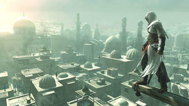Faszinierend, riesig, wunderschön - die Städte von Assassin's Creed.