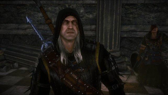 Die Gesichter sind auf der Xbox fein modelliert.