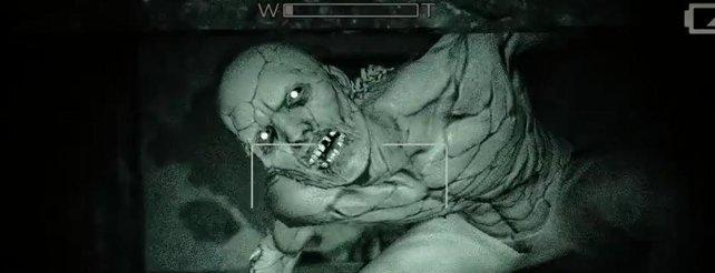 Outlast: Horrorspiel ab 4. September über Steam erhältlich
