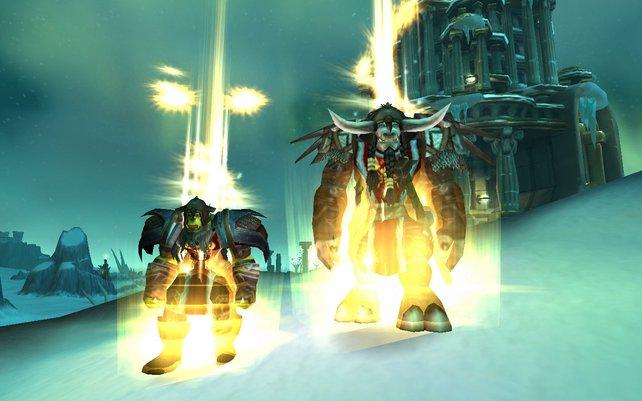 Die Level-Phase ist ein wichtiger Abschnitt im Zyklus eines Online-Rollenspiels.