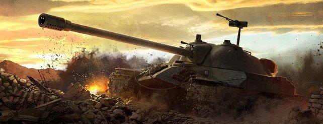 """World of Tanks: Version 8.7 bringt Karte """"Sewerogorsk"""" und neue Panzer"""