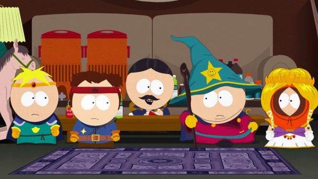 """""""Mit South Park - Der Stab der Wahrheit kriegen Stan, Kyle, Cartman und Co. bald ihr eigenes Videospiel."""
