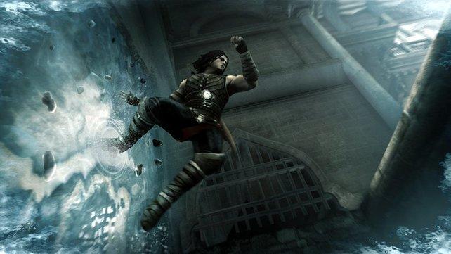 Hier kann sich Ezio eine Schnitte abschneiden.