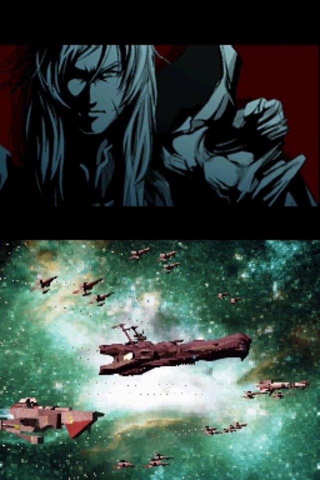 Ihr dürft eine Flotte mit bis zu bis zu fünf Raumschiffe befehligen.