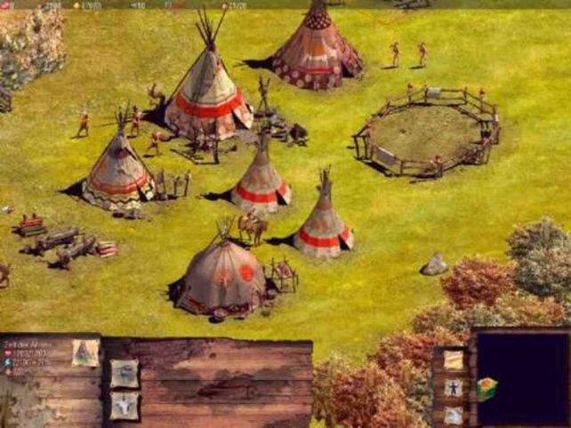 Die Tomahawkwerfer der Indianer sind teuer, aber gut