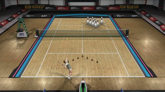 Rund zehn Minispiele stehen zur Verfügung, zwei sind PS3-exklusiv für Move.