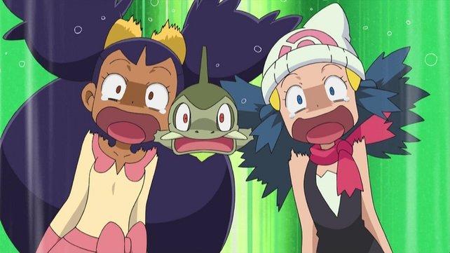 Was? DU spielst Pokémon?!