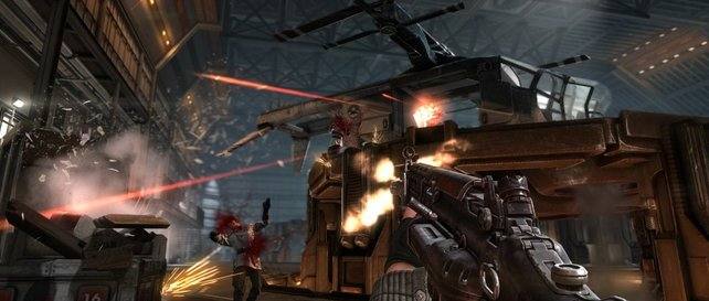 Das umstrittene Action-Spektakel kehrt mit The New Order zurück auf heimische Bildschirme.