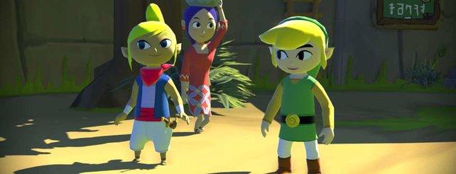 Nintendo Direct: Neuigkeiten zu The Legend of Zelda und Professor Layton