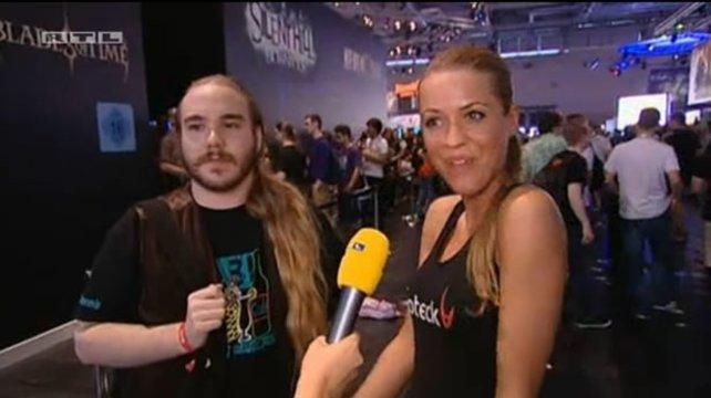 Mit so was redet auch nur RTL. Aber der Typ links sieht nett aus.