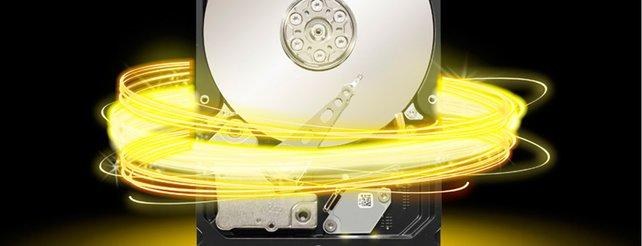 Seagate arbeitet an Festplatten mit 5 bis 20 Terabyte Kapazität