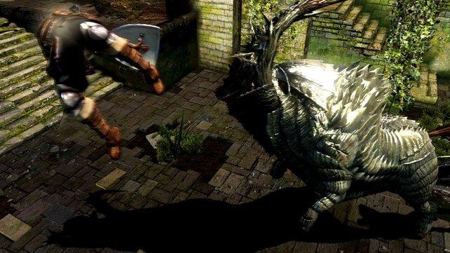 Viele Monster nehmen euch auf die Hörner und töten euch hunderte Male.