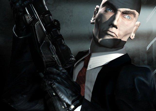 Agent 47 äußert sich zu Hitman - Codename 47.