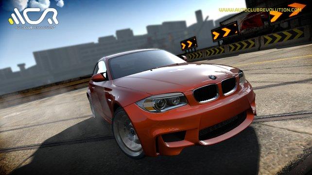 Kompakt und PS-stark: BMW verschenkt das virtuelle 1er Coupe.