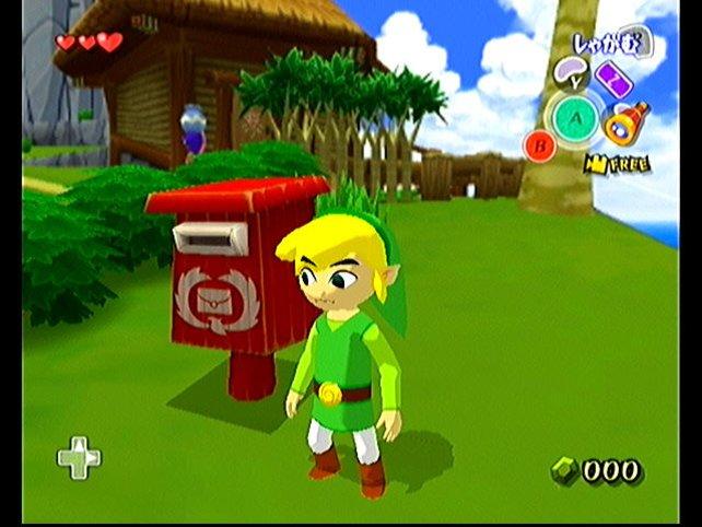 The Wind Waker polarisiert wie kein anderes Zelda-Spiel.