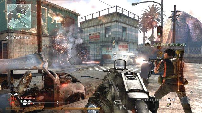 """Unklar ist, welches Entwicklerstudio """"Modern Warfare"""" weiterführen wird."""