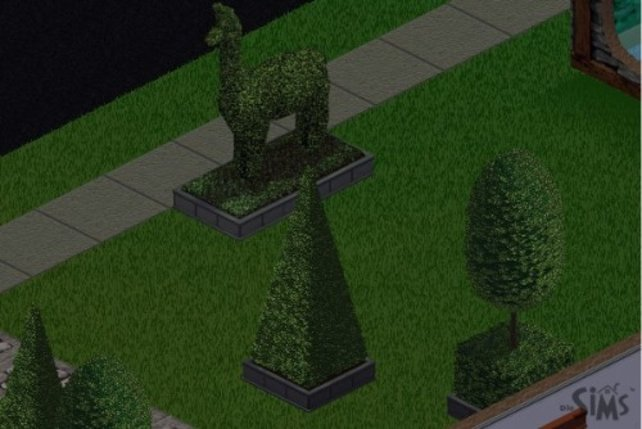 Auch ein schöner Garten ist etwas wert ...