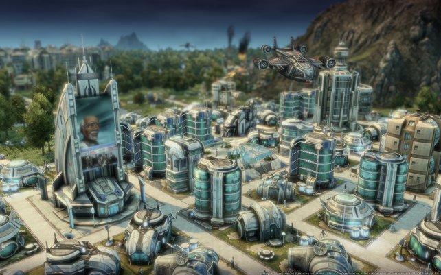 Anno 2070 wirft euch in die nahe Zukunft.