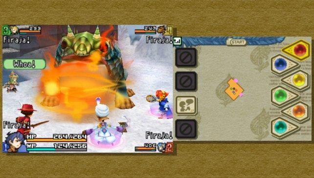 Spielen auf zwei Schirmen: Daran muss sich der Wii-Spieler erst gewöhnen.