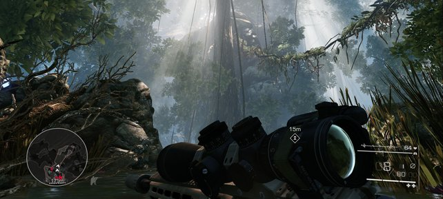 Sniper - Ghost Warrior 2 protzt mit der Cry-Engine 3.