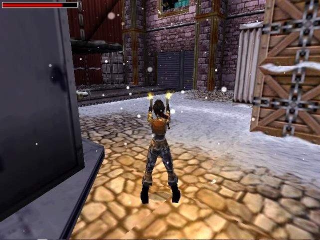 Chronicles blickt auf Laras frühere Abenteuer zurück.