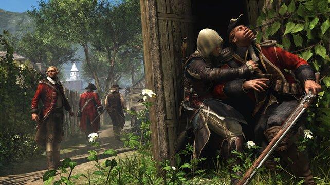 Assassin's Creed 4 schickt euch in die Karibik.