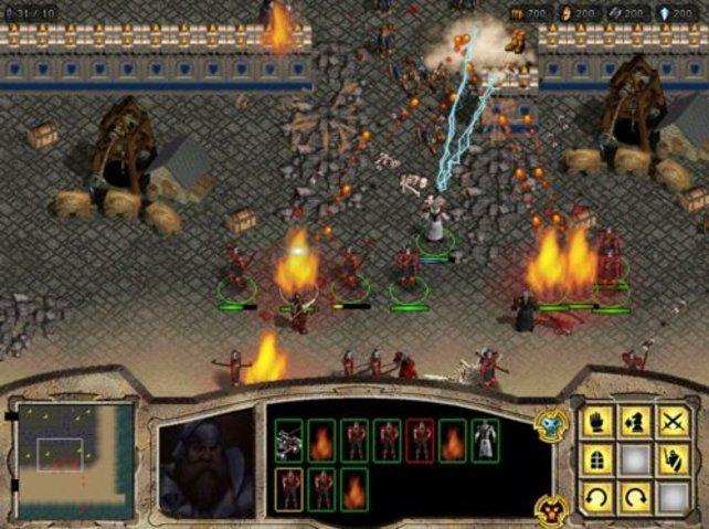 Fantasiestrategie Warlord Battlecry