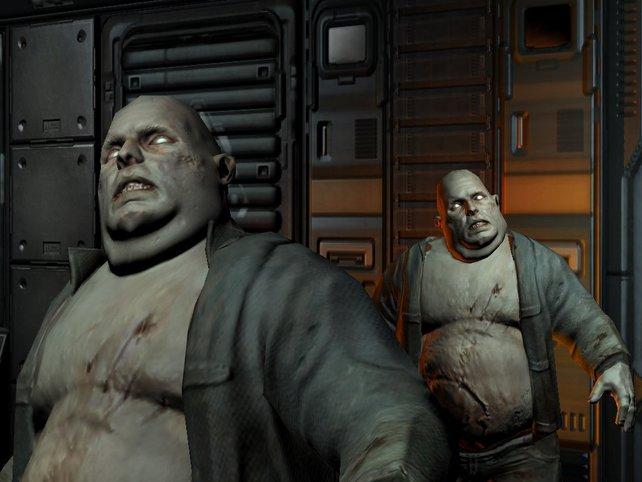 Teil 3 baut in 26 Abschnitten auf heftige Action, Horror-Elemente und aufgefrischte Spielmechanik.