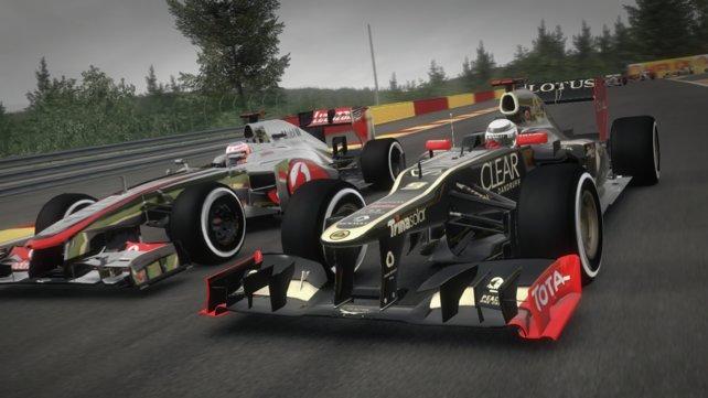 F1 2012 bietet zwei Karriere-Modi mit umfangreichen oder vereinfachten Vorgaben.