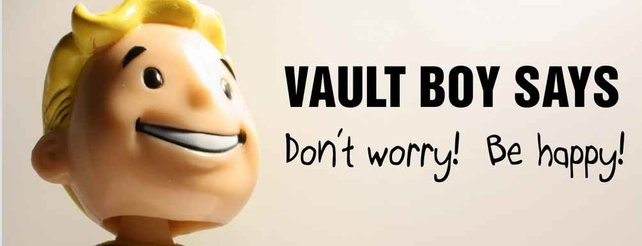 Wer ist eigentlich? #13: Vault Boy