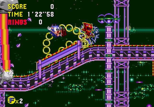 Das ist bestimmt schmerzhaft. Sonics Absturz steht für das Ende der Mega-Drive-Ära.