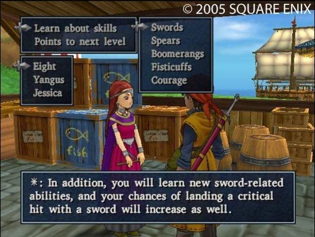 """Grafisch ist """"Dragon Quest 8"""" ausgezeichnet"""
