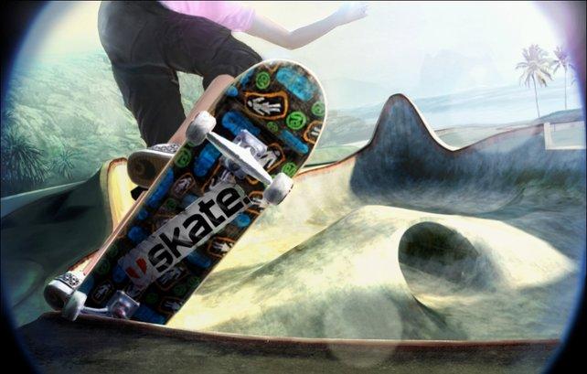 """Viel hat sich seit der Veröffentlichung von """"Skate"""" nicht getan."""